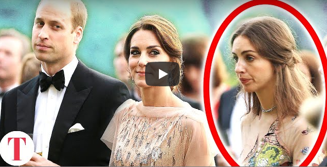 The truth between Prince William and alleged Pregnant Rose Hanbury