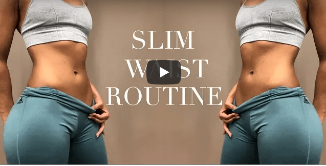 Beauty tips: workout on how to get a slim waist