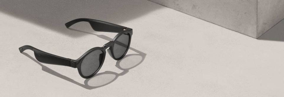 Bose Audio Frames (AR enabled) Sunglasses