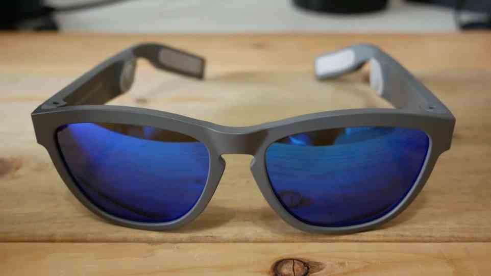 Zungle Bone Conduction Sunglasses