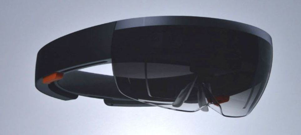 Microsoft Hololens - One of the most well known augmented reality headsets