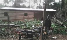 Nearly complete camp house & Farm Supervisor