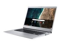 Acer Chromebook 514 CB514-1H-C7YG - Celeron N3450 / 1.1 GHz - Chrome OS - 4 GB RAM - 64 GB eMMC - 14 TN 1366 x 768 (HD) - HD Graphics 500 - Wi-Fi, B