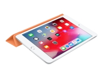 Apple Smart - Skærmdække til tablet - polyurethan - papaya - for iPad mini 4 5