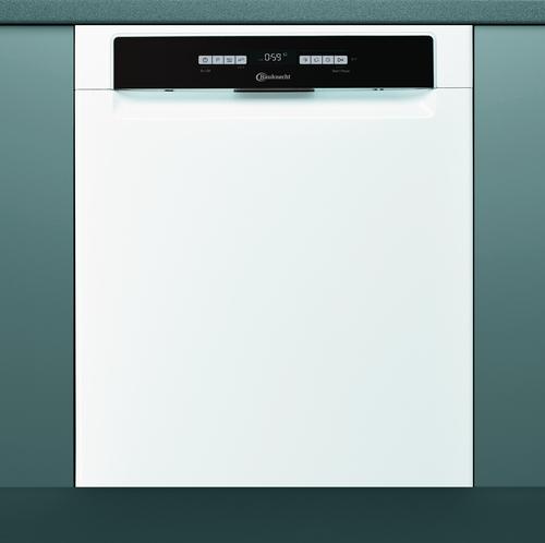 Bauknecht Buo3t123p65 Opvaskemaskine - Hvid