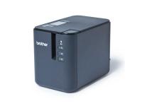 Brother P-touch PT-P900W - Labelprinter - termo transfer - Rulle (3,6 cm) - 360 x 720 dpi - op til 60 mm/sek. - USB 2.0, Wi-Fi(n) - automatisk skæree