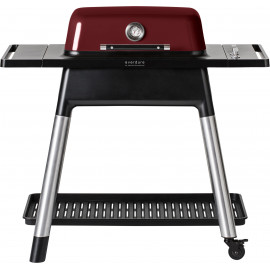 Everdure Force HBG2RSCAN Gasgrill - Red