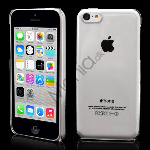Gennemsigtigt iPhone 5C cover