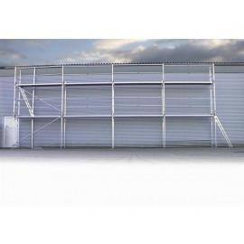 JUMBO Superflex alu facade 1,8x18m.