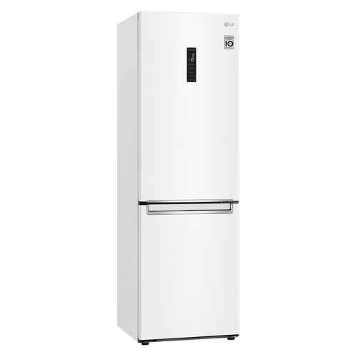 LG Gbb61swhmn Køle-fryseskab - Hvid