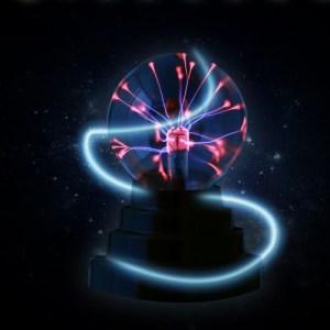 """Plasma"" kuglelampe"