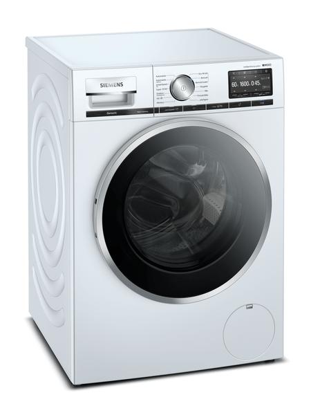 Siemens Wm6hxe0ldn Vaskemaskine - Hvid