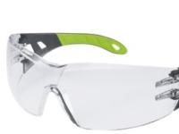 Uvex Pheos sik.brille klar - Smart brille med klar linse m/antidug funktion på indersiden