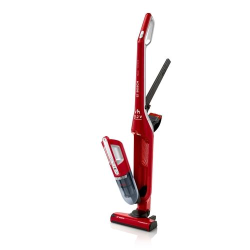 Bosch Ledningfri Flexxo 2in1 Ledningsfri Støvsuger - Rød