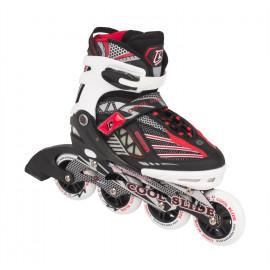 Cool Slide Big Wheel Rød Inliners - 39-42