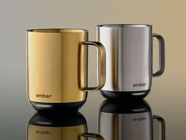 Ember Mug² Smart Krus - Guld