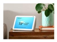 Amazon Echo Show 8 - Smart display - LCD 8 - trådløs - Bluetooth, Wi-Fi - App-kontrolleret - 20 Watt - sandsten