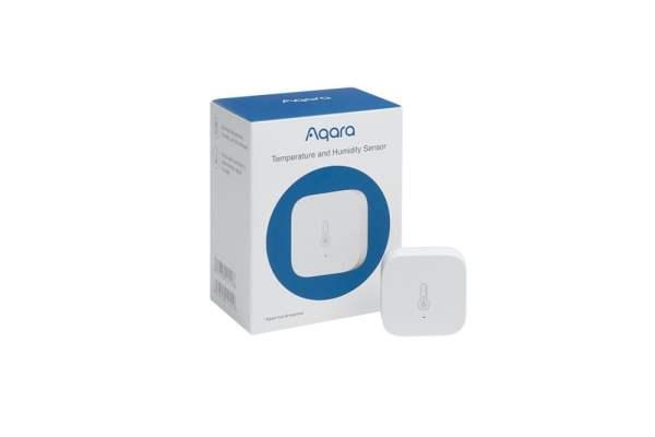 Aqara Temperature And Humitidy Sensor
