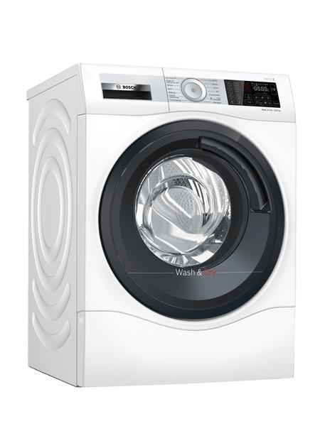 Bosch Wdu8h541sn Vaske-tørremaskine - Hvid