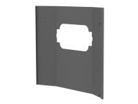 SMS Icon Tipster - Stativ - for flat panel - RAL 7016, antracit-grå - gulvstående