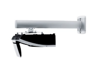 SMS Projector Short Throw 680 - Komponenter til montering (kolonne) for projektor - hvid, aluminium - for P/N: AE013050-P1