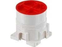ABB Indmurings og indstøbningsdåse Euro 1 modul. Ekstra dyb: 78mm