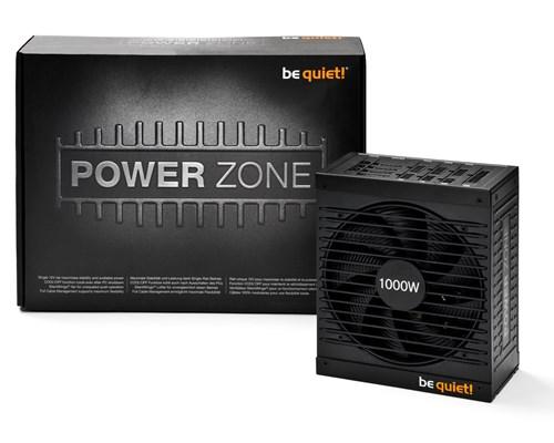 Be Quiet! Power Zone 1,000w 80 Plus Bronze