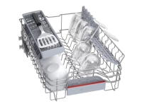 Bosch Serie | 4 SPV4HKX45E - Opvaskemaskine - til indbygning - Wi-Fi - Niche - bredde: 45 cm - dybde: 55 cm - højde: 81.5 cm