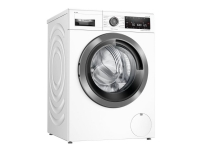 Bosch Serie | 8 i-DOS WAXH2KOLSN - Vaskemaskine - fritstående - Wi-Fi - bredde: 59.8 cm - dybde: 63.2 cm - højde: 84.8 cm - frontbetjening - 70 liter