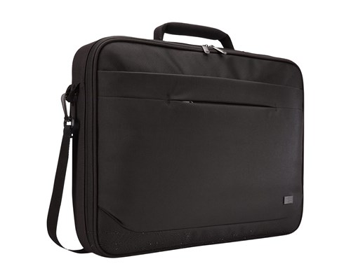 "Case Logic Advantage Laptop Clamshell Bag 17.3"" Black 17.3"" Polyester"