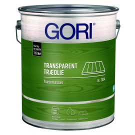 Dyrup Gori 304 Træterrasse Teak 5,0 liter