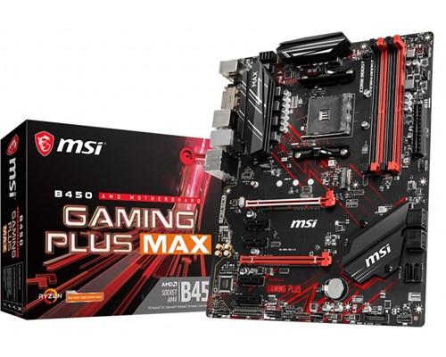 Msi B450 Gaming Plus Max Atx Bundkort