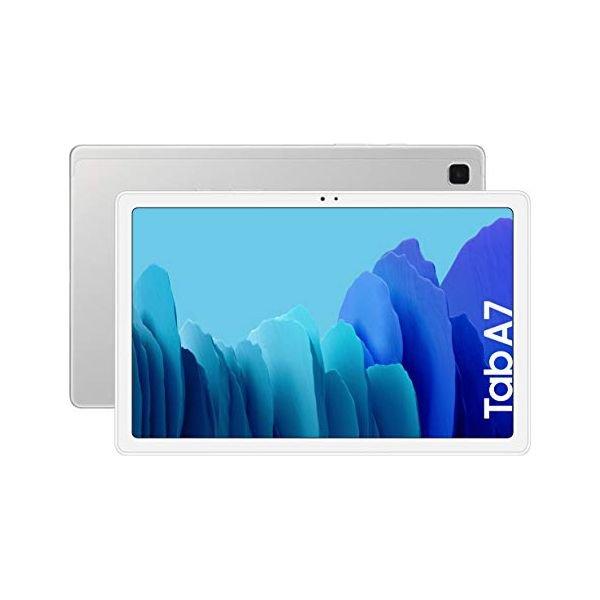 "Samsung Galaxy Tab A7 2020 - 10,4"" Wifi 32gb - Sølv"
