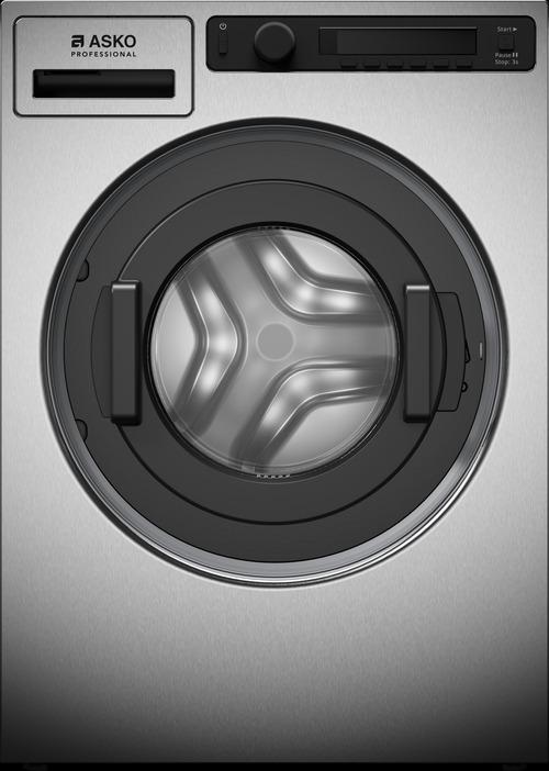 Asko Professional Wmc6767vi.s Industrivaskemaskiner - Rustfrit Stål