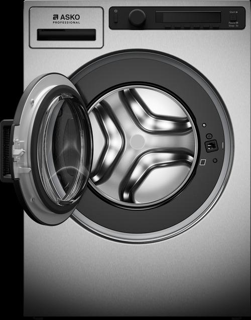 Asko Professional Wmc8947vi.s Industrivaskemaskiner - Rustfrit Stål