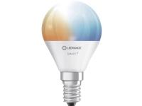LEDVANCE SMART+ Energiklasse: A+ (A++ - E) SMART+ WiFi Mini Bulb Tunable White 40 5 W/2700K E14