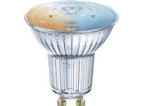 LEDVANCE SMART+ Energiklasse: A+ (A++ - E) SMART+ WiFi SPOT GU10 Tunable White 40 45° 5 W/2700K GU10 N/A
