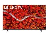 LG 60UP80003LA - 60 Diagonal klasse LED-backlit LCD TV - Smart TV - webOS, ThinQ AI - 4K UHD (2160p) 3840 x 2160 - HDR - Direct LED
