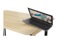Lenovo 100e Chromebook (2nd Gen) AST 82CD - A4 9120C / 1.6 GHz - Chrome OS - 4 GB RAM - 32 GB eMMC - 11.6 TN 1366 x 768 (HD) - Radeon R4 - Wi-Fi 5,