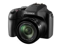 Panasonic Lumix DMC-FZ82 - Digitalkamera - kompakt - 18.1 MP - 4K / 30 fps - 60x optisk zoom - Panasonic - Wi-Fi