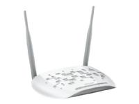 TP-Link TL-WA801ND 300Mbps Access Point - Trådløs forbindelse - Wi-Fi - 2.4 GHz