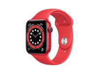 Apple Watch Series 6, OLED, Berøringsskærm, 32 GB, Wi-Fi, GPS (satellit)