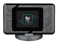 D-Link DWR-2101 - Mobilt hotspot - 5G LTE - 1.6 Gbps - 802.11ac, 802.11ax (Wi-Fi 6)