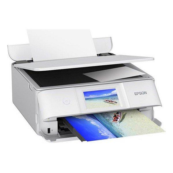 Epson - 3-i-1 Wifi Printer - Expression Photo Xp-8605