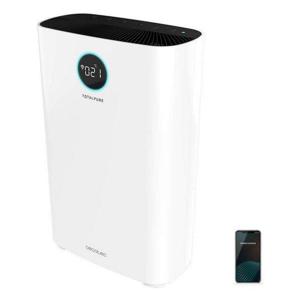 Luftrenser Til Hjemmet Med Wifi - Cecotec Totalpure 7500