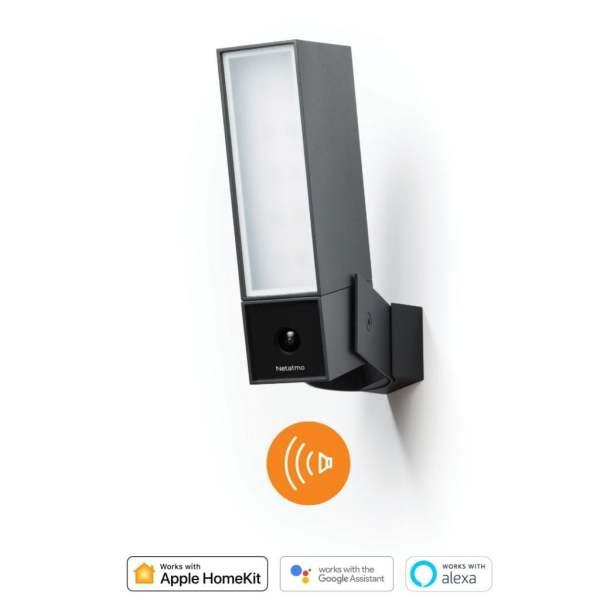Netatmo Smart udendørs kamera med sirene