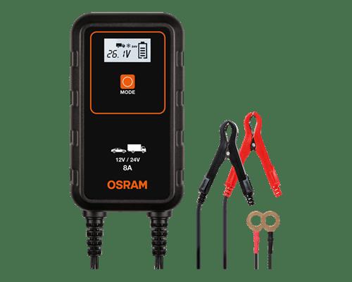 Osram Automotive Batteriopladere 908