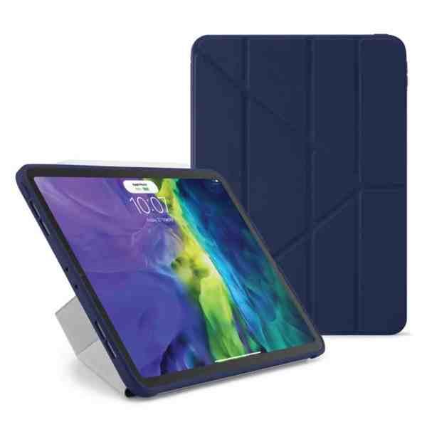"Pipetto iPad 10.9"" Origami Cover - Mørk Blå"