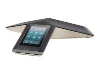 Poly Trio C60 - VoIP-telefon til konferencer - med Bluetooth interface - IEEE 802.11a/b/g/n/ac (Wi-Fi) / Bluetooth 5.0 - 5-vejs opkaldskapacitet - SI