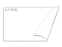 Seiko Instruments SLP-RMRL - Semi-klæbende - hvid - 28 x 51 mm 440 etikette(r) (2 rulle(r) x 220) etiketter til flere formål - for Smart Label Printe